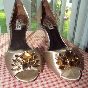 Badgley Mischka Shoes Size 7 1/2 M Sexy Heels